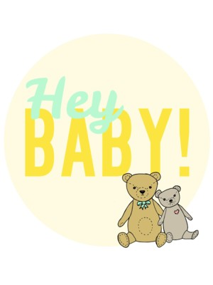 Baby Bears: Yellow