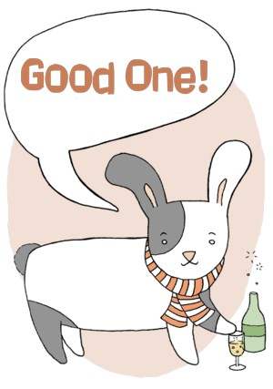 Talking Rabbit - Good One!